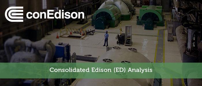 Consolidated Edison (ED) Analysis