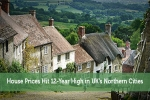 House Prices Hit 12-Year High in UK's Northern Cities