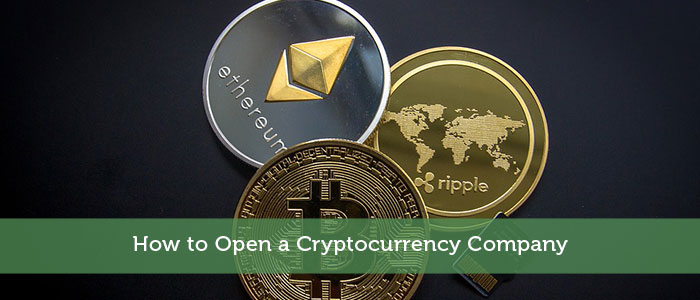 How to Open a Cryptocurrency Company