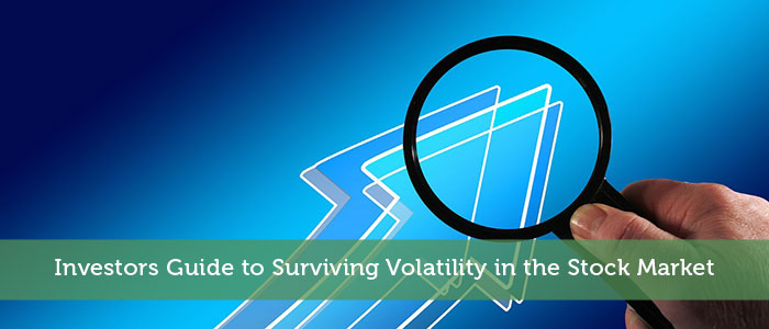 Investors Guide to Surviving Volatility in the Stock Market