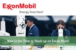 Now Is the Time to Stock up on Exxon Mobil