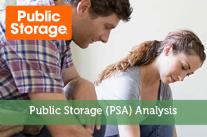 Public Storage (PSA) Analysis