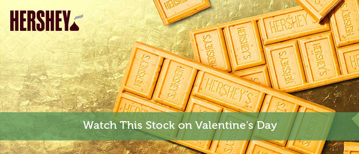 Watch This Stock on Valentine's Day
