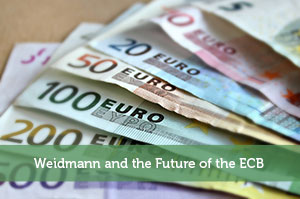 Weidmann and the Future of the ECB