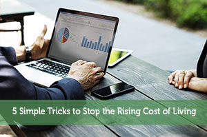 Jon Dulin-by-5 Simple Tricks to Stop the Rising Cost of Living