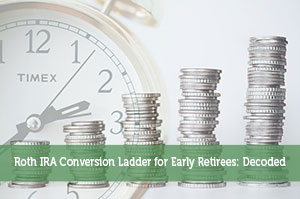 Adam-by-Roth IRA Conversion Ladder for Early Retirees: Decoded