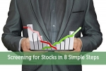 Screening for Stocks in 8 Simple Steps