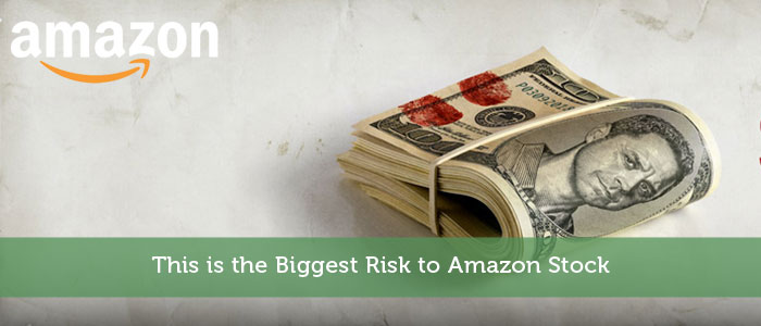 This is the Biggest Risk to Amazon Stock