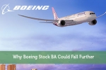 Why Boeing Stock BA Could Fall Further
