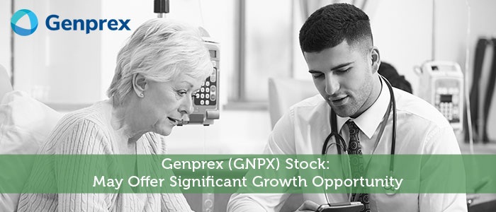 Genprex (GNPX) Stock: May Offer Significant Growth Opportunity