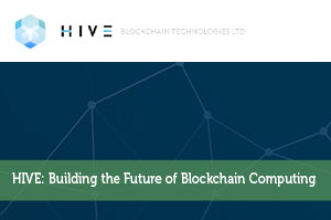 HIVE: Building the Future of Blockchain Computing