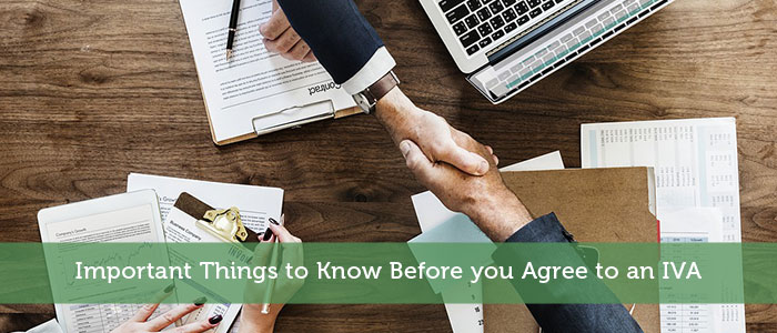 Important Things to Know Before you Agree to an IVA