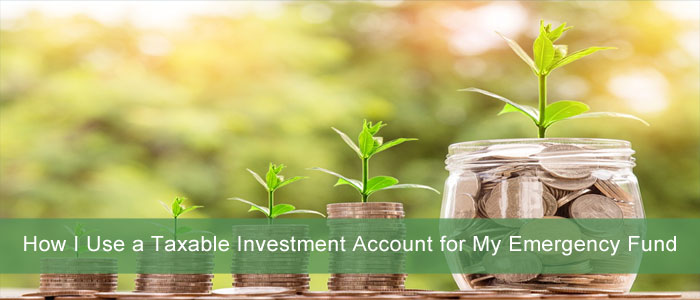 Investment Account Emergency Fund