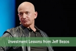 Investment Lessons from Jeff Bezos