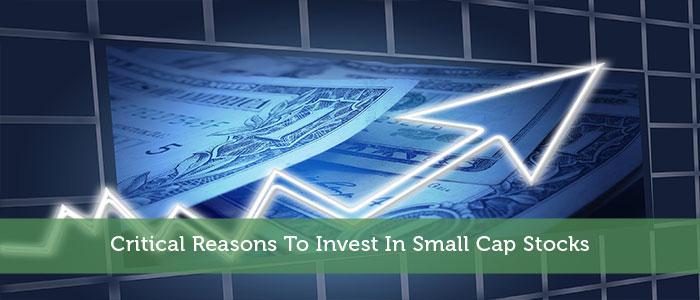 Critical Reasons To Invest In Small Cap Stocks