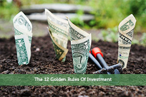 The 12 Golden Rules Of Investment