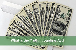 Adam-by-What is the Truth in Lending Act?