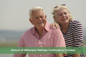 Matt Tilmann-by-Amount of Millionaire Retirees Continues to Increase