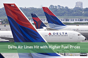 Kevin-by-Delta Air Lines Hit with Higher Fuel Prices