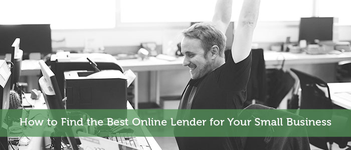 How to Find the Best Online Lender for Your Small Business