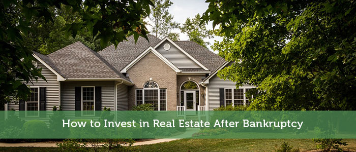 How To Invest In Real Estate After Bankruptcy Modest Money