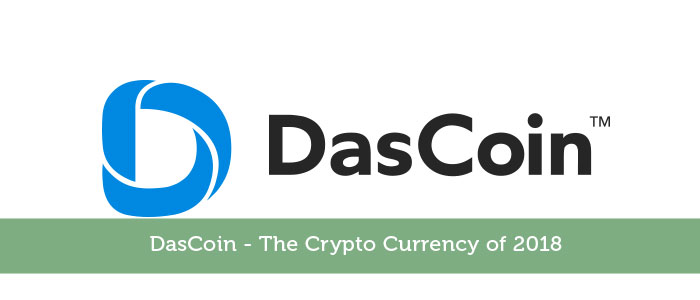 DasCoin - The Crypto Currency of 2018