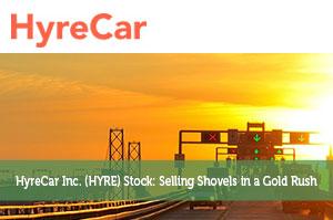 HyreCar Inc. (HYRE) Stock: Selling Shovels in a Gold Rush