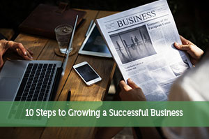 Jon Dulin-by-10 Steps to Growing a Successful Business