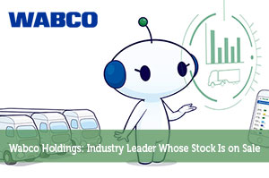 Wabco Holdings: Industry Leader Whose Stock Is on Sale