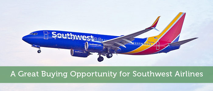 A Great Buying Opportunity for Southwest Airlines