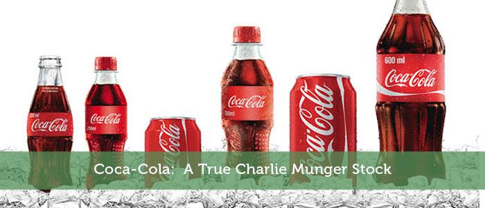 Coca-Cola: A True Charlie Munger Stock