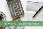 How An Expense Ratio Is Robbing You Daily