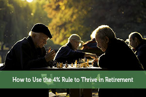 How to Use the 4% Rule to Thrive in Retirement