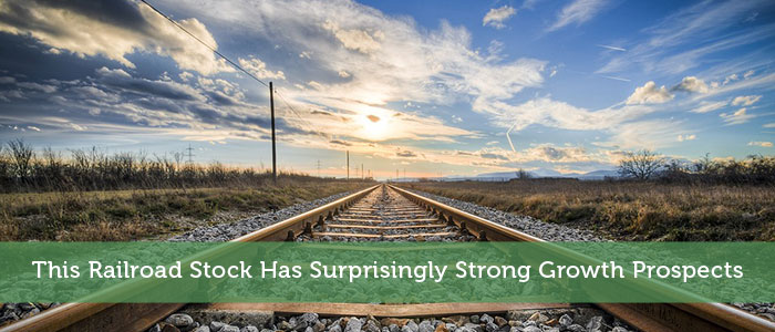This Railroad Stock Has Surprisingly Strong Growth Prospects