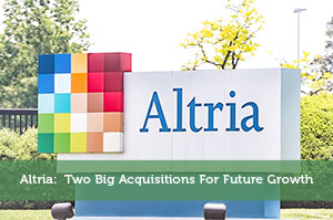 Sure Dividend-by-Altria:  Two Big Acquisitions For Future Growth