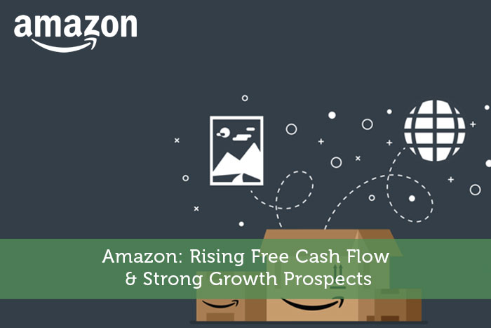 Amazon: Rising Free Cash Flow & Strong Growth Prospects