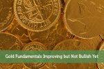 Gold Fundamentals Improving but Not Bullish Yet