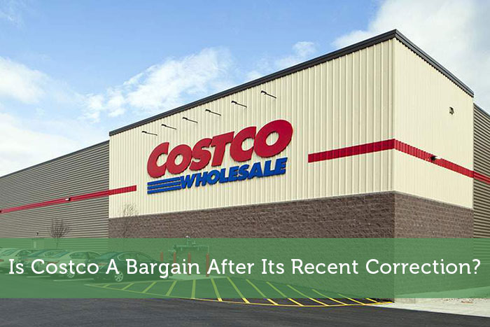 Is Costco A Bargain After Its Recent Correction?