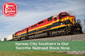 Sure Dividend-by-Kansas City Southern is Our Favorite Railroad Stock Now