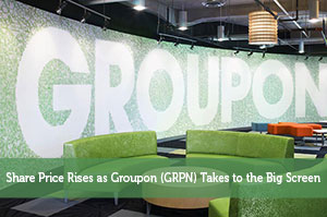 Jeremy Biberdorf-by-Share Price Rises as Groupon (GRPN) Takes to the Big Screen