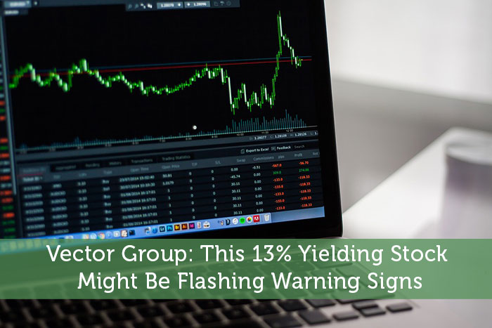 Vector Group: This 13% Yielding Stock Might Be Flashing Warning Signs