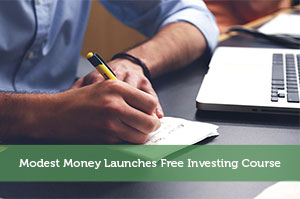 Jeremy Biberdorf-by-Modest Money Launches Free Investing Course