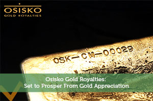 Lyn Alden Schwartzer-by-Osisko Gold Royalties: Set to Prosper From Gold Appreciation