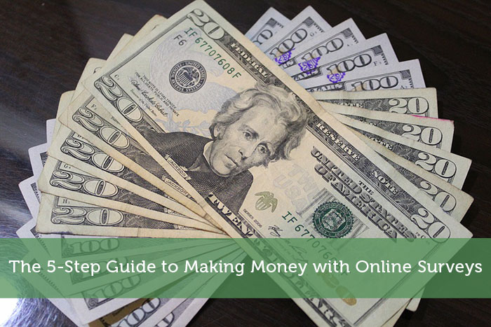 The 5-Step Guide to Making Money with Online Surveys