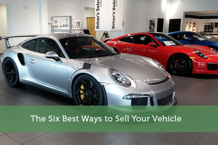 The Six Best Ways to Sell Your Vehicle