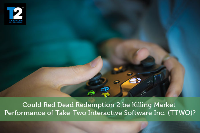 Could Red Dead Redemption 2 be Killing Market Performance of Take-Two Interactive Software Inc. (TTWO)?