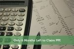 Only 6 Months Left to Claim PPI