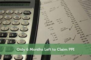 Adam-by-Only 6 Months Left to Claim PPI
