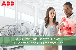 Sure Dividend-by-ABB Ltd: This Beaten-Down Dividend Stock Is Undervalued