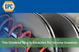 Sure Dividend-by-This Dividend King Is Attractive For Income Investors